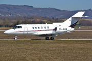 Raytheon Hawker 750 (CS-DUB)
