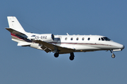 Cessna 560XL Citation XLS (CS-DXZ)