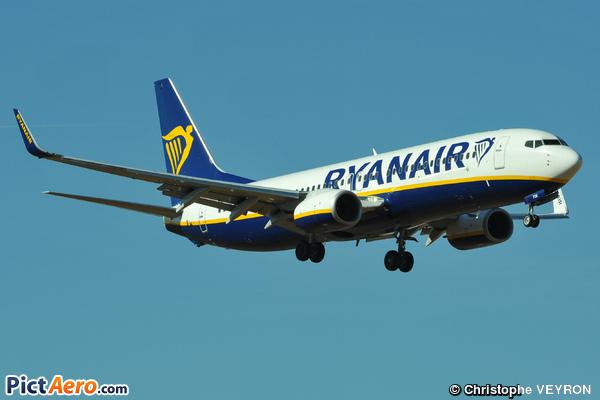 Boeing 737-8AS/WL (Ryanair)