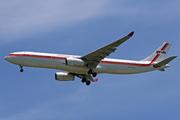 Airbus A330-343 (PK-GHD)