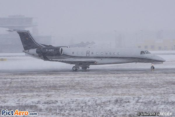 Embraer ERJ-135BJ Legacy 650 (Air Hamburg Private Jets)