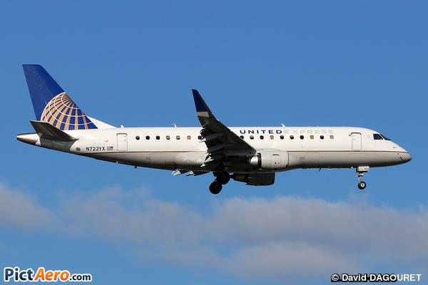 Embraer ERJ-175LR (ERJ-170-200 LR) (Republic Airlines)