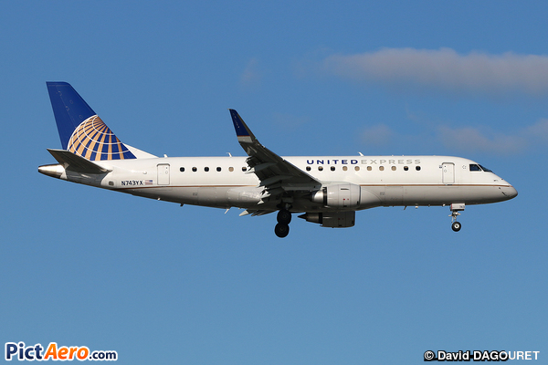 Embraer ERJ-175LR (ERJ-170-200 LR) (Republic Airlines)