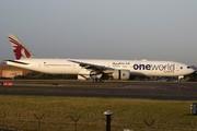 Boeing 777-3DZ/ER (A7-BAF)