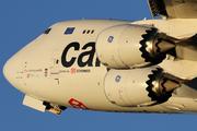 Boeing 747-8KZF/SCD - LX-VCB