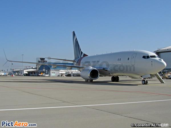 Boeing 737-7CJ/BBJ (BBJ One )