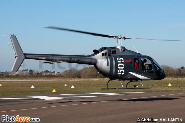Bell 505 Jet Ranger X (Privé/Private)