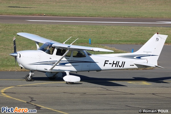 Cessna 172S (Aston Fly)