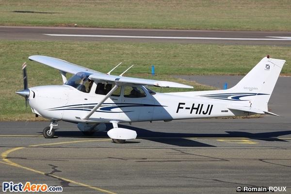 Cessna 172S (Aston Fly)