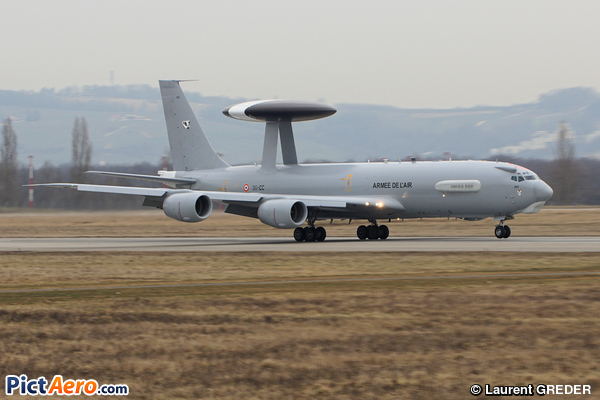 Boeing E-3F Sentry (France - Air Force)