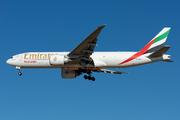 Boeing 777-F1H (A6-EFH)