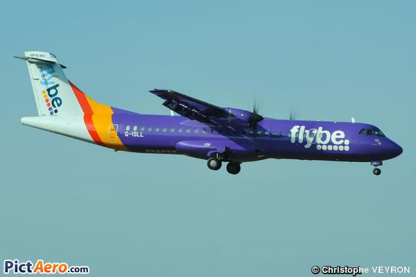 ATR 72-212A  (Blue Islands)