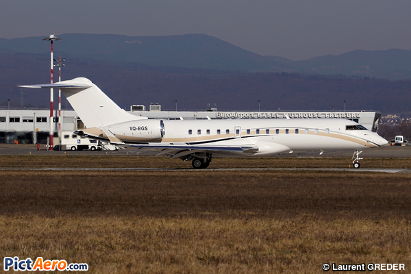 Bombardier BD-700-1A10 Global Express (Rizon Jet BSC)