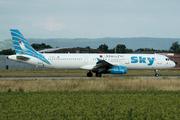 Airbus A321-231 (TC-SKL)