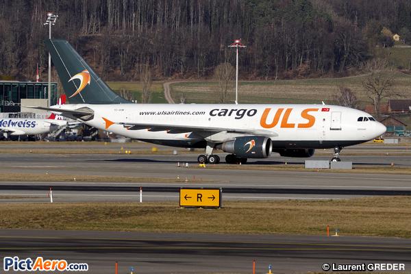 Airbus A310-308 (ULS Cargo)