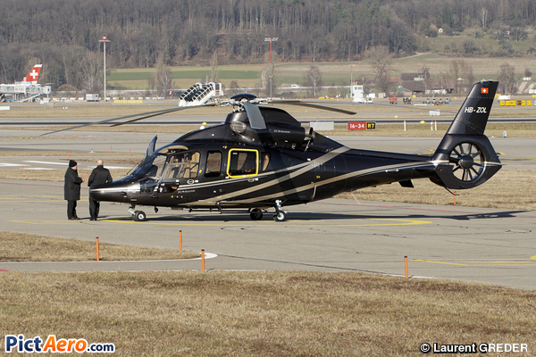 Eurocopter EC-155 B1 (Helilink)