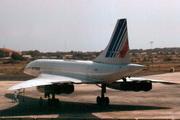 Aérospatiale/BAC Concorde 101 (F-BVFD)