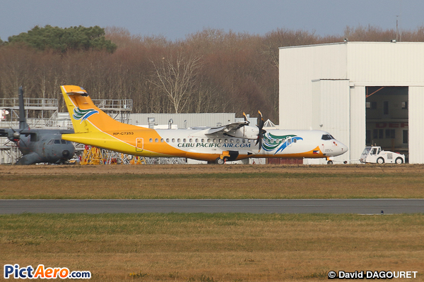 ATR 72-500 (ATR-72-212A) (Cebu Pacific Air)
