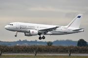 Airbus A319-112/CJ