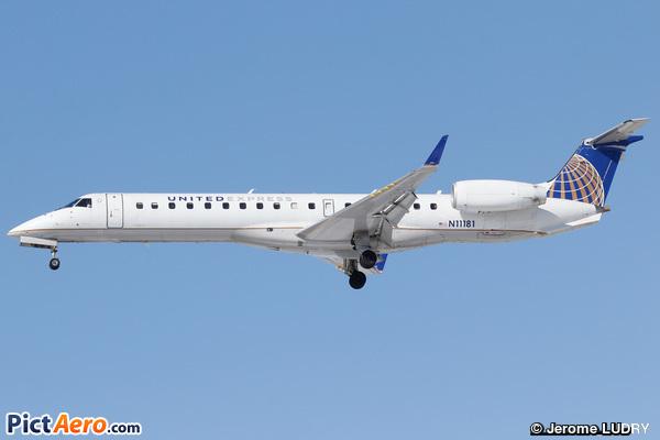 Embraer EMB-145XR (United Express (Express Jet Airlines))
