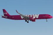 Airbus A321-211/WL (TF-DOG)