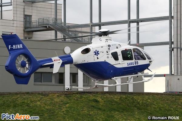 Eurocopter EC-135T2 (Babcock MCS France)