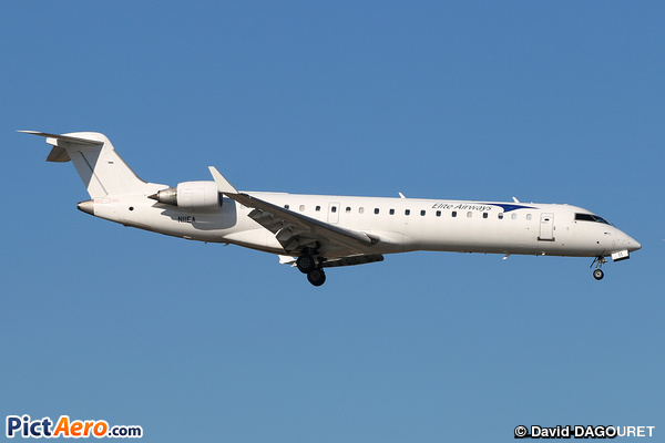 Canadair CL-600-2C10 Regional Jet CRJ-701ER  (Elite Airways)
