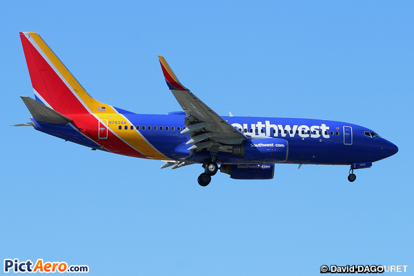 Boeing 737-752(WL)  (Southwest Airlines)
