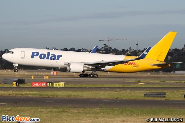 Boeing 767-3JHF/ER (Polar Air Cargo)