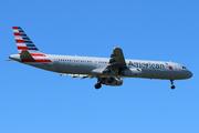 Airbus A321-231 (N918US)