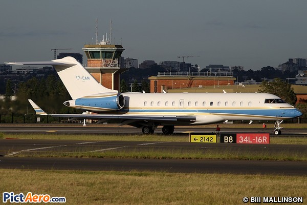Bombardier BD-700-1A10 Global 6000 (MyJet Asia Pte. Ltd.)