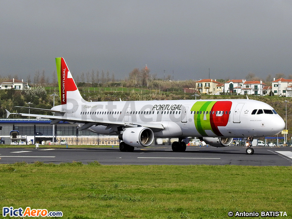 Airbus A321-212 (TAP Portugal)