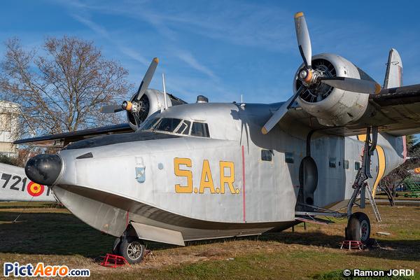 Grumman HU-16E Albatross (Spain - Air Force)