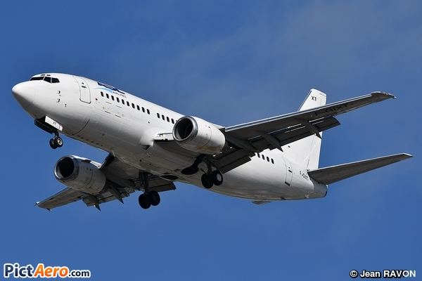 Boeing 737-39M/QC (ASL Airlines France)
