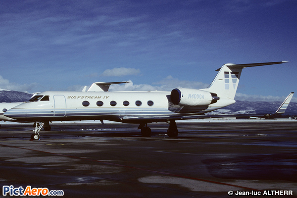 Gulfstream Aerospace G-IV Gulfstream IV (Gulfstream Aerospace)