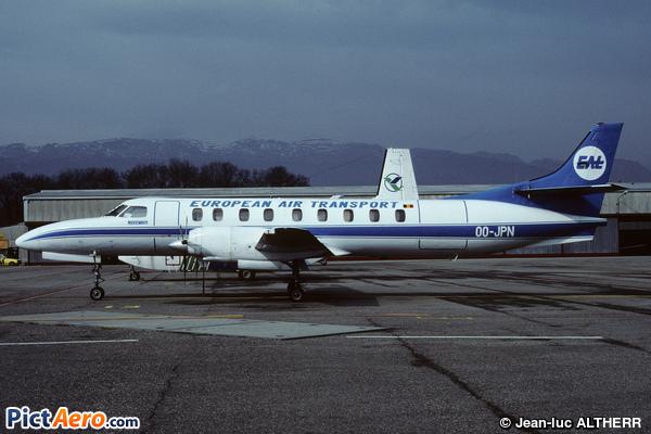Swearingen SA226-AT Merlin IV (European Air Transport)