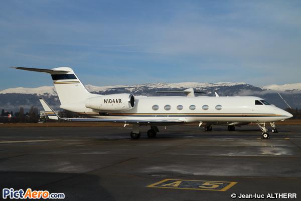Gulfstream Aerospace G-IV Gulfstream IV-SP (Wells Fargo Bank Northwest)