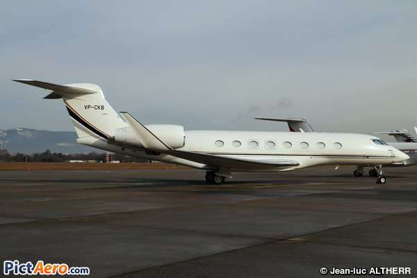 Gulfstream G650 (Private)