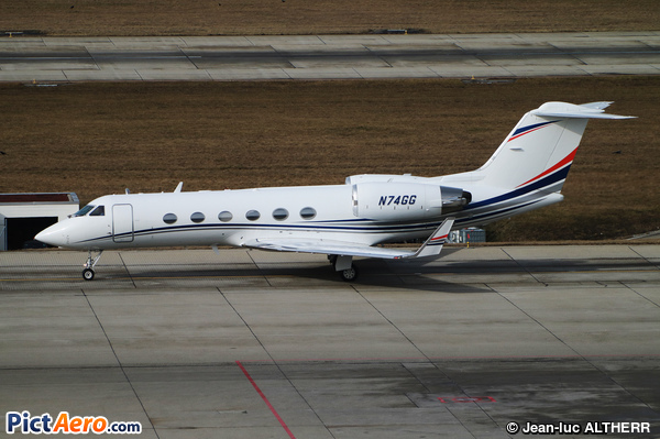 Gulfstream Aerospace G-IV Gulftream IV SP (Privé/Private)