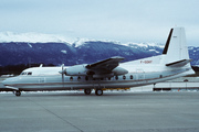 Fairchild F-27J
