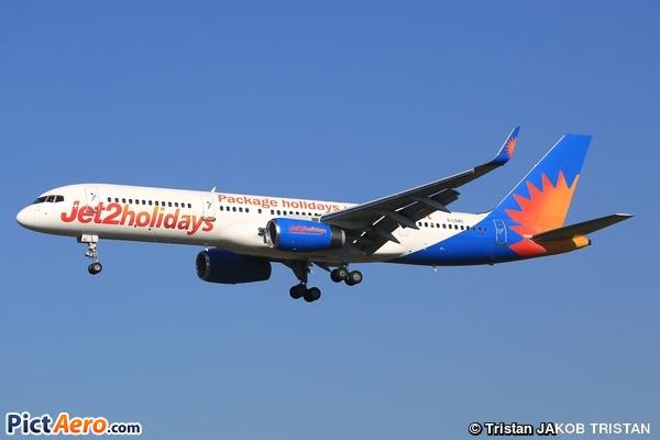 Boeing 757-23A/WL (Jet2.com)