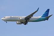 Boeing 737-86N/WL (PK-GFU)