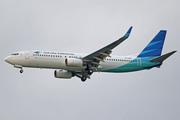 Boeing 737-8U3/WL (PK-GMC)