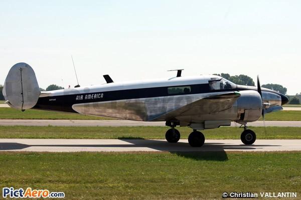 Beech C-45H Expeditor (RST AVIATION LLC )