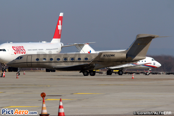 Gulfstream G650ER (Wilmington Trust Co Trustee)