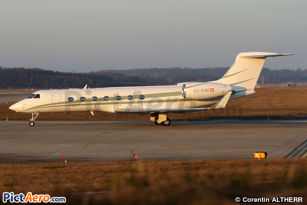 Gulfstream Aerospace G-V SP (TAG Aviation Espana)