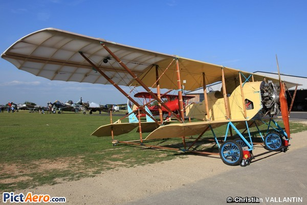 Caudron G-III (Amicale Jean Baptiste Salis)