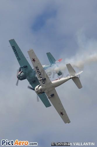 Yakovlev Yak-50 (Patrouille aerostars Yak 50)
