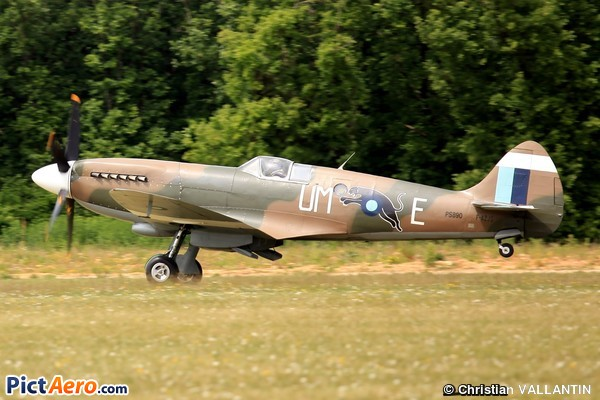 Supermarine 389 Spitfire MkXIX (Jacquard Christophe)