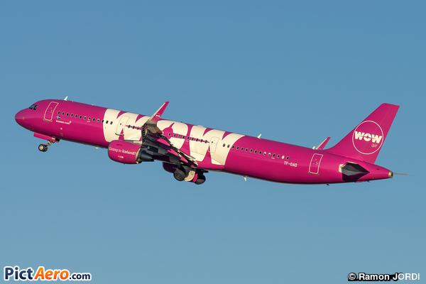 Airbus A321-211 (WOW AIR)